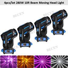 10R 280W Sharpy Beam Moving Head Light DJ Stage Show wedding lights 4pcs in US