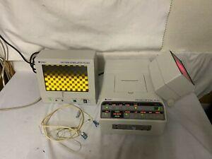 Tomey Pattern Stimulator PS-410 + Portable VEP&ERG PE-410