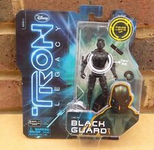 DISNEY SPIN MASTER Tron Legacy Figure (Series 2) - Black Guard