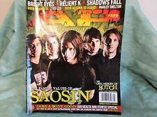 Alternative Press AP Magazine  #226 May 2007 Saosin  Bright Eyes  Good Charlotte