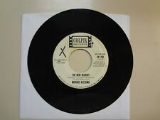 "MICHAEL BLESSING: (Michael Nesmith Of Monkees) The New Recruit-U.S. 7"" Colpix DJ"