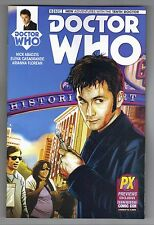 DOCTOR WHO: THE TENTH DOCTOR #1 ALICE X ZHANG SAN DIEGO COMIC CON VARIANT COVER