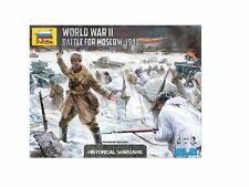 Zvezda WWII World War II Battle for Moscow 1941 Historical Wargame