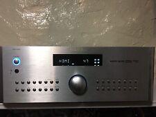 Rotel RSX 1550 100 Watt Receiver Silver 7.1 Receiver HDMI Home Theater