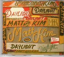 (DJ478) Matt & Kim, Daylight - 2009 DJ CD