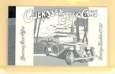 Guernsey Scott 531a-535a Nh [Id#425553]