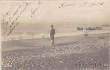 * RUSSI - Fotocartolina - In Spiaggia  1903
