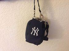 New York Yankees Cell Phone Case Purse Mini Navy