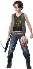 Incharacter Zombie Hunter Apocalypse Kids Child Boys Halloween Costume 17113