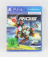 RIGS Mechanized Combat League [PS 4  VR]