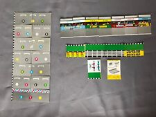 A&BC Complete Set of 27 Grand Prix (Sectional track) 1970 (Motor Racing)