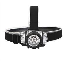 7LED Headlamp Headlight Flashlight Head Light Lamp Torch Powerful
