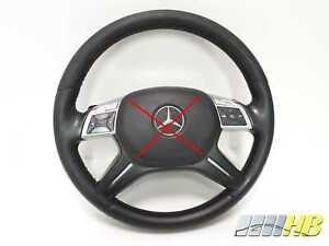 Lenkrad mit Schaltwippen ohne Airbag Mercedes E-Klasse W212 A 2464602303