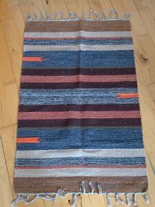 Handmade Cotton Striped Rug Runner From House Doctor Dk Room