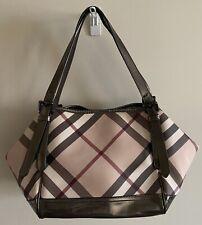 Burberry Nova Check Handbag Authent