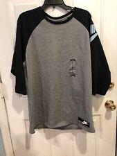 New Nike Sportswear Heavyweight Futura Raglan Tee (834656-091) Men's Size (Xl)
