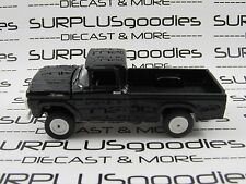 Johnny Lightning 1/64 Scale LOOSE Black 1959 FORD F-250 F250 Pickup Truck