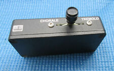 Recent 3 Way Leslie Hammond Chorale Tremolo Control Switch - VERY CLEAN!