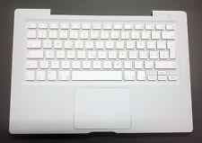 Platina con teclado, touchpad – para MacBook Blanco (a1181) UK, ES, DK, SF, CZ, RU