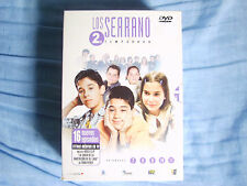 Los Serrano - Segunda Temporada - Volumenes 7 Al 11 Dvd