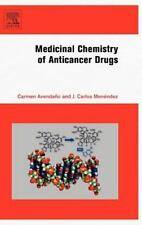 Medicinal Chemistry of Anticancer Drugs by Carmen Avendano and J. Carlos...
