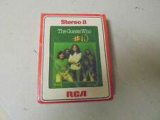"~SEALED~ 8 Track Tape STEREO 8 THYE QUESS WHO ""#10"""