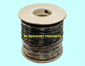 1000 ft RG58 Equiv. Excellent Quality Coax Cable USA SELLER FREE SHIPPING