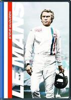 Le Mans (DVD, 2011) Steve McQueen DVD NEW