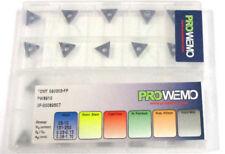 10 Wendeplatten inserts TCMT 090202 FP PW6910 P05-10 von Prowemo Neu OVP H18180