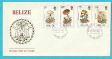 Belize aus 1986 FDC MiNr. 930-633 Pilze