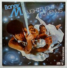 "Boney M. - Nightflight to Venus (1978) 12"" Gatefold LP Vinyl K50498"