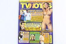 Tv Notas Mexican Magazine July 2012 Lis Liz Vega Ines Sainz Sexy Lidia Avila