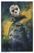 Friday The 13th - Jason - Fine Art Print / Poster