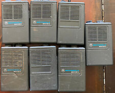 Lot Of 7 Motorola Minitor Ii Minitor 2 Vhf 154 pager Rare 0306157025 For Parts