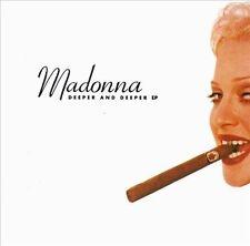 Deeper & Deeper - Madonna (CD Single 1993) JAPAN, ...