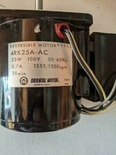 Oriental Motor 4RK25A-AC New