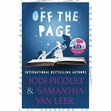 Off the Page, Van Leer, Samantha,Picoult, Jodi, New Book