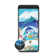 atFoliX 3x Folie für Xiaomi Mi Mix 3 Schutzfolie FX-ActiFleX Displayschutzfolie