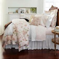 Sferra Egyptian Caprio Pink Queen Sheet Set New Repackaged