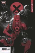 X-Men #12 Variant 2Nd Printing Leinil Yu 1st Cover App High Summoner X Ofswords