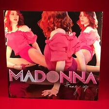 """MADONNA Hung Up 2005 UK 12"""" Vinyl single EXCELLENT CONDITION"""