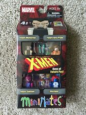 Marvel Minimates SDCC Exclusive Days of Future Past Box Set CHEAP Intl Ship