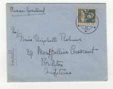 1931 Suisse timbre sur lettre / B5A