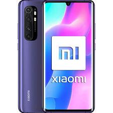 """Xiaomi Mi Note 10 Lite 128GB Nebula Purple NEU Dual SIM 6,47"""" Smartphone OVP"""