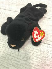 Velvet Panther 4th Generation 1995 Retired Ty Beanie Baby Collectible
