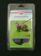 Kaytee Comfort Harness Purple Size Large Plus Stretchy Leash ~ New, Free Ship