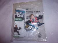 """Star Wars Galactic Heroes Luke Skywalker Hasbro 2"""" Action Figure Toy"""