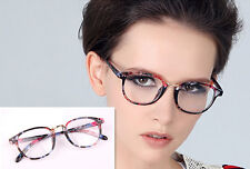 Women New Fashion Eyeglass Frame Full-Rim Glasses Eyewear Spectacles Optical RX