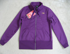 NWT THE NORTH FACE Women Jessie Windproof Soft-Shell Jacket Size M Urchin Purple