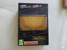 New Nintendo 3DS XL - Hyrule Edition - Ver. Pal